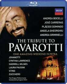 Various Artists - The Tribute To Pavarotti