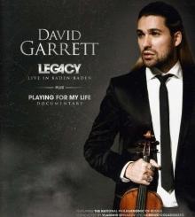 Legacy: Live In Baden Baden - de David Garrett