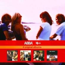 Abba. - 4 Original Albums