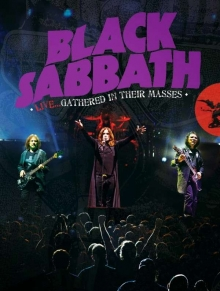Black Sabbath - Live...Gathered In Their Masses - Blu - Ray + CD