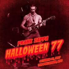 Frank Zappa - Halloween NYC 1977
