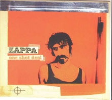 One Shot Deal: Live - de Frank Zappa