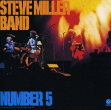 Steve Miller Band -  Number Five