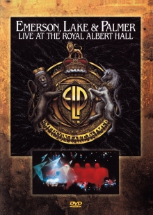 Live At The Royal Albert Hall - de Emerson, Lake & Palmer