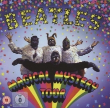 Magical Mystery Tour - DVD + Blu-Ray + 2 x 7 - de Beatles
