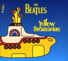 Beatles - Yellow Submarine Songtrack - Limited Edition