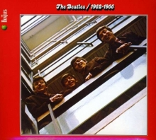 1962 - 1966 (The Red Album) - de Beatles