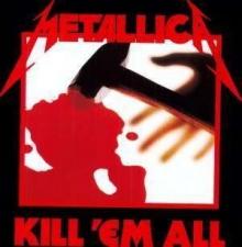 Metallica - Kill 'em All - 180gr