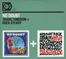 No Doubt - 2 For 1: Tragic Kingdom / Rock Steady
