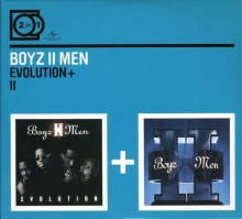 Boyz II Men - Evolution / II
