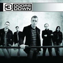 3 Doors Down - 3 Doors Down - Eco-Packaging