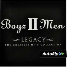 Boyz II Men - Legacy - Deluxe Edition