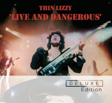Live And Dangerous - de Thin Lizzy