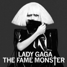 Lady Gaga - The Fame Monster - Limited Edition