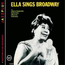 Sings Broadway - de Ella Fitzgerald