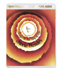Stevie Wonder - Songs Of The Key Of Life - Blu-Ray Audio
