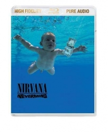 Nevermind - Blu-Ray Audio - de Nirvana