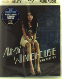Amy Winehouse - Back To Black - Blu-Ray Audio