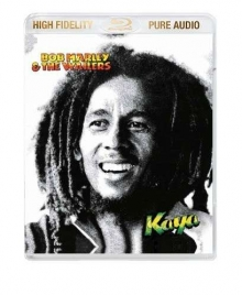 Bob Marley & The Wailers - Kaya - Blu-Ray Audio