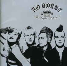 No Doubt - The Singles 1992 - 2003
