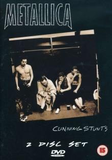 Cunning Stunts - Live - de Metallica