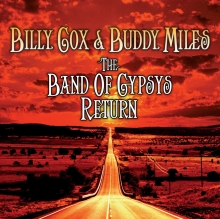 Buddy Miles - The Band Of Gypsys Return
