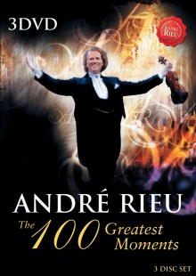 100 Greatest Moments - de Andre Rieu