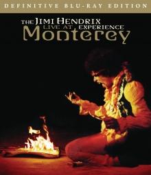 Live At Monterey - de Jimi Hendrix