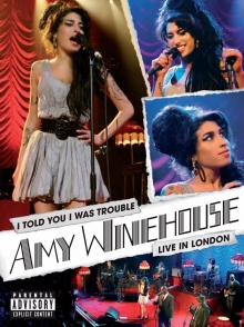 Amy Winehouse - I Told You I Was Trouble - Amy Winehouse Live In London