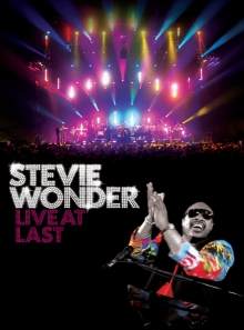 Stevie Wonder - Live At Last