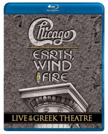 Live At The Greek Theatre - de Earth, Wind & Fire