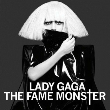 Lady Gaga - The Fame Monster - Deluxe Edition