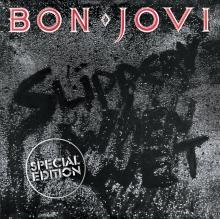 Slippery When Wet - de Bon Jovi
