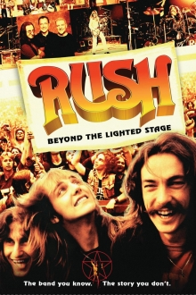 Beyond The Lighted Stage - de Rush (Band)