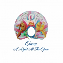 A Night At The Opera - de Queen