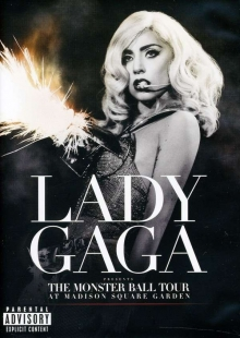 The Monster Ball Tour At Madison Square Garden - de Lady Gaga