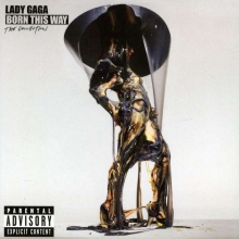 Lady Gaga - Born This Way - The Collection - 2CDs + DVD
