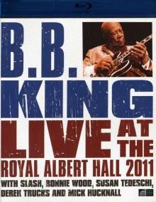 Live At The Royal Albert - de B.B. King