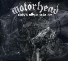 Motorhead - Album Boxset ( DE LUXE - BOX)