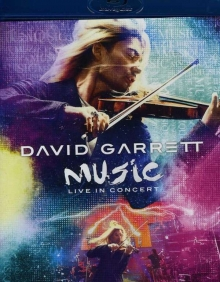 Music Live In Concert - de David Garrett
