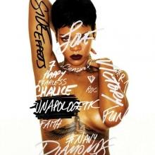Rihanna - Unapologetic - Explicit - Limited Deluxe Edition - CD + DVD