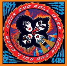 Rock And Roll Over - de Kiss