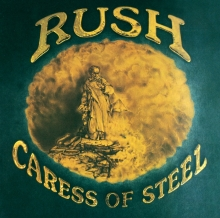 Caress Of Steel - de Rush (Band)