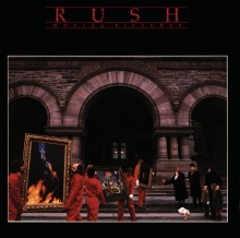 Moving Pictures - de Rush (Band)