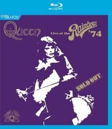 Live At The Rainbow 1974 - BD - de Queen