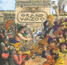 The Grand Wazoo - de Frank Zappa
