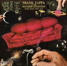One Size Fits All - de Frank Zappa