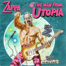 The Man From Utopia - de Frank Zappa
