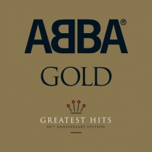 Gold Greatest  Hits  40TH Anniversary 3CD - de Abba
