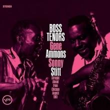 Boss Tenors: Straight Ahead from Chicago 1961 - de Gene Ammons &Sonny Stitt